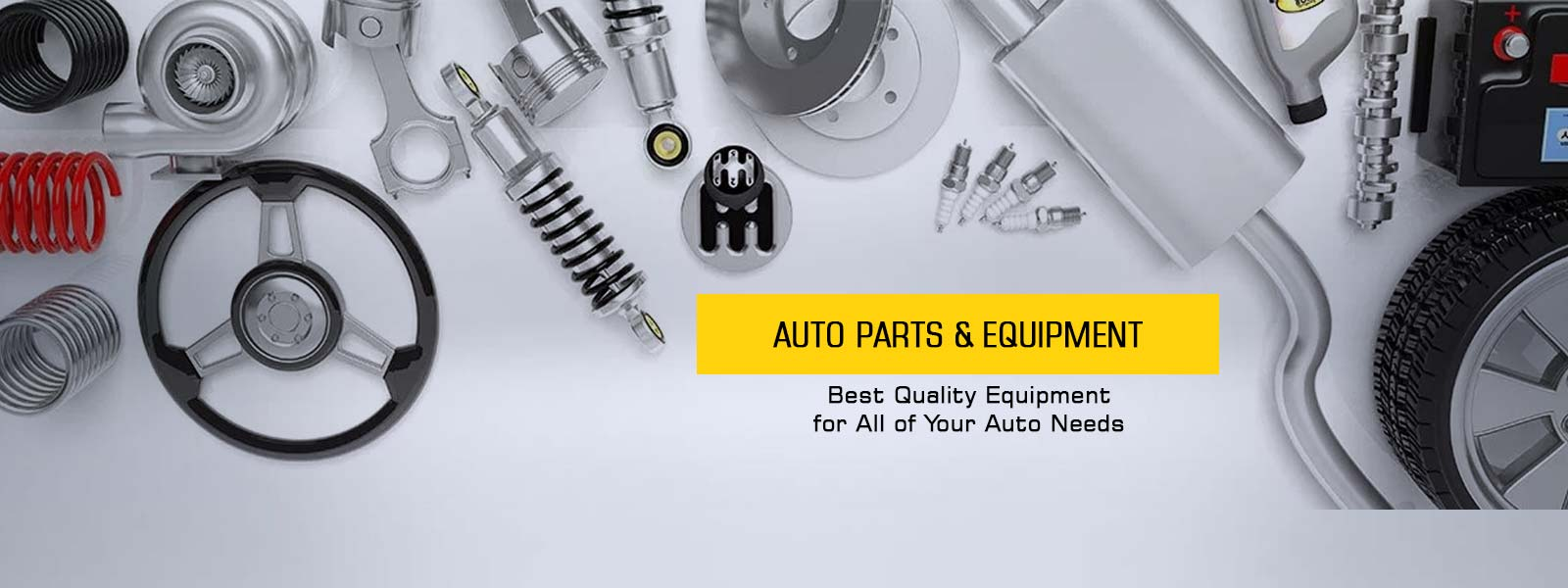 Auto Parts And Equipment Manufacturer, Exporters and Suppliers in Chandigarh