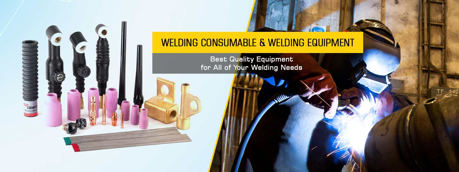 Welding Equipments And Consumable Manufacturer, Exporters and Suppliers in Ecuador