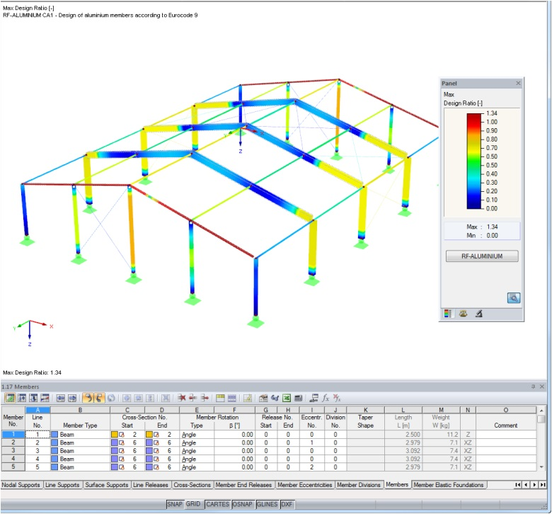 Structure Design Analysis Manufacturers in Belgium